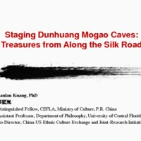 Staging Dunhuang Mogao Caves: Treasures from along the Silk Road