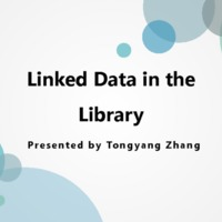 Linked data in the library
